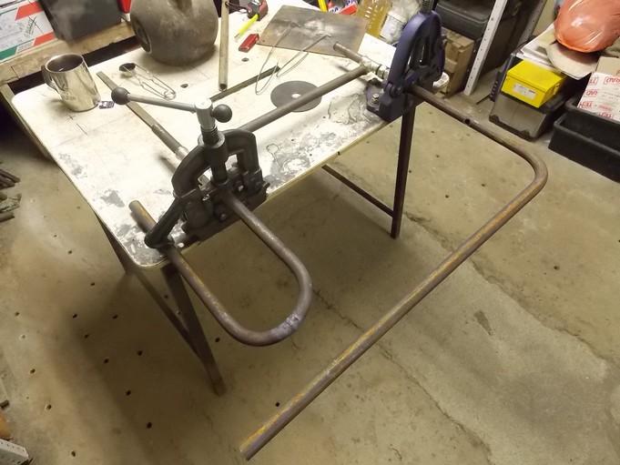 Изготовление сварочной заготовки для монтажа радиатора