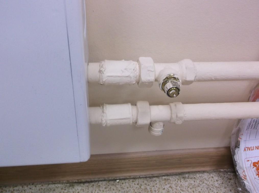 Установка радиаторов отопления в офисе цена