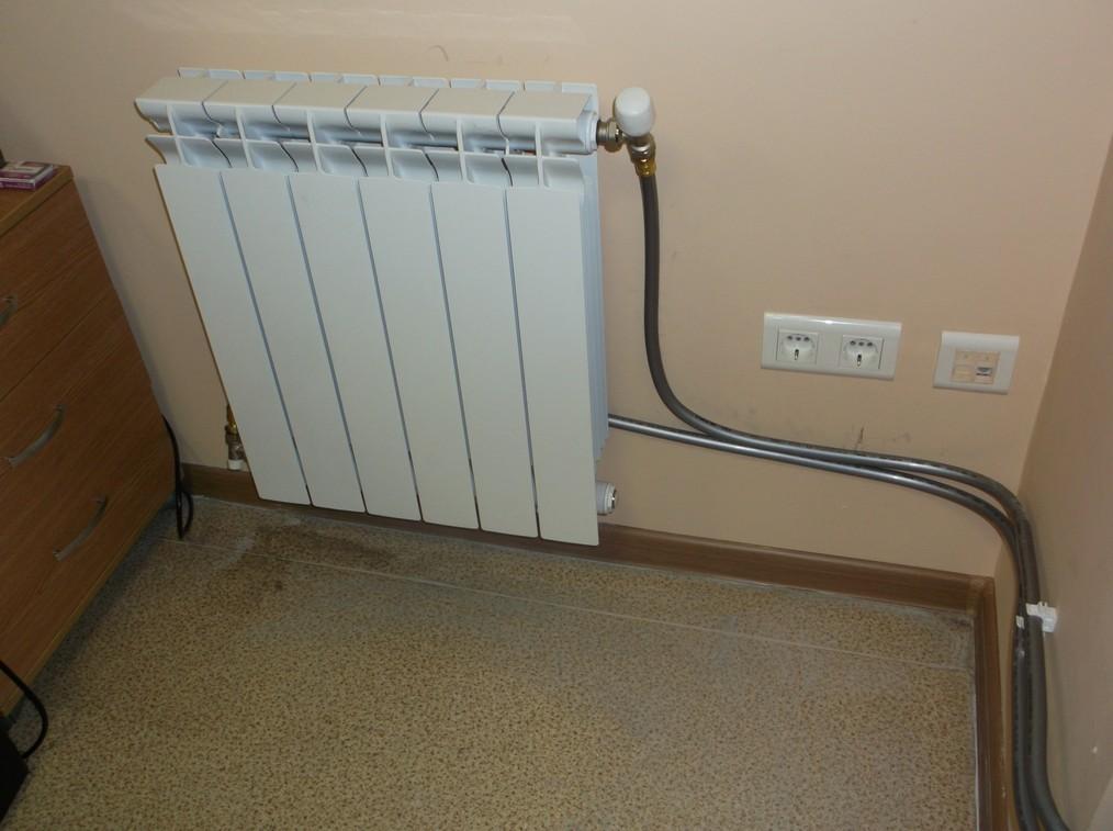 Установка радиаторов отопления стоимость работы