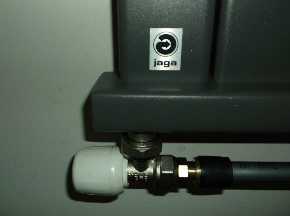 Кран радиаторный Итап