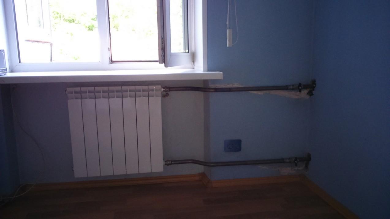 Алюминиевые радиаторы отопления Торидо С