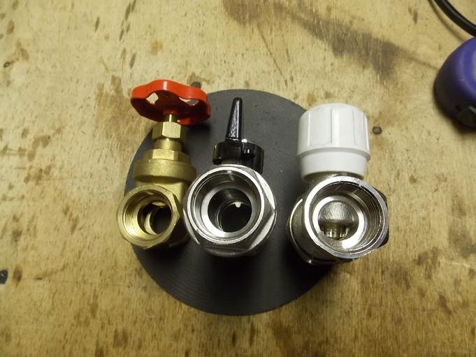 Замена батарей отопления с регулировкой