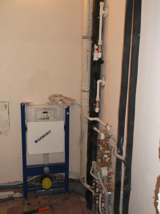 Качественная замена труб в квартире