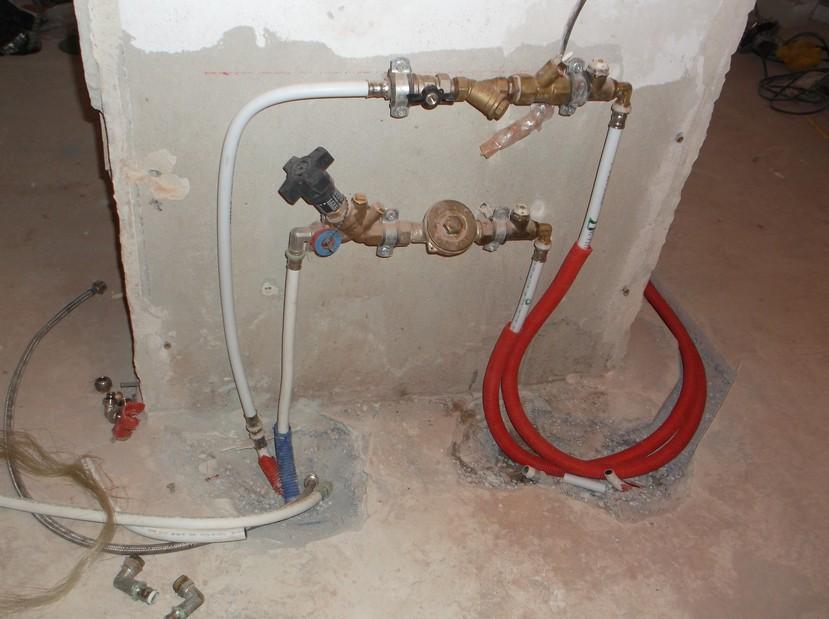 Горизонтальная схема отопления в квартире