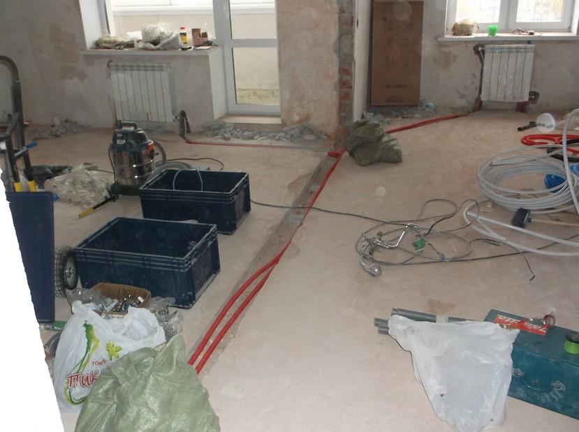 Качественная установка радиаторов отопления в квартире