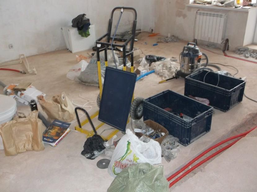 Замена батарей отопления в квартире на металлопластик