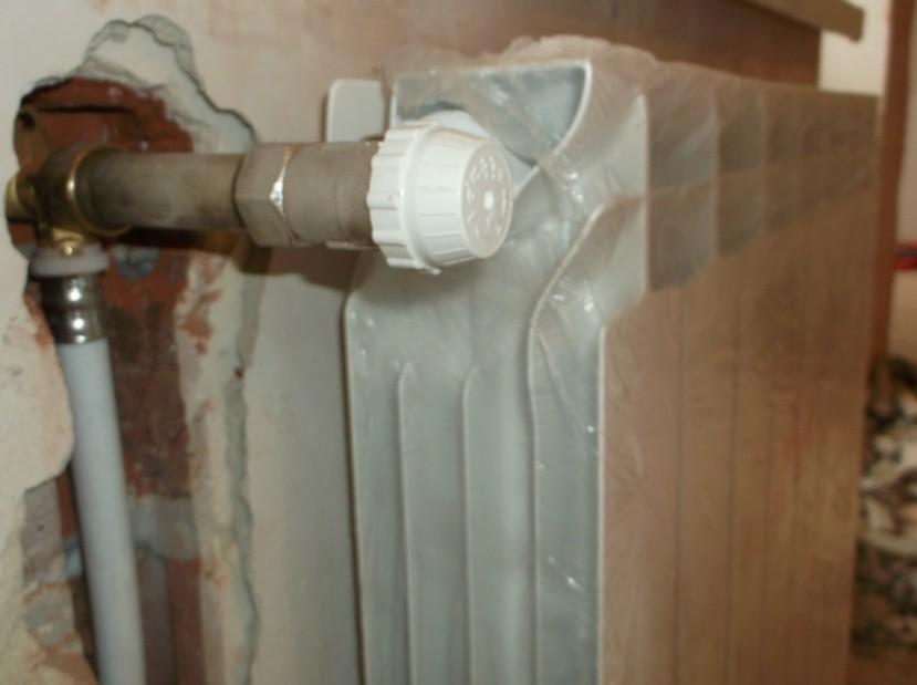 Кран под термоголовку Itap (Итап) на радиаторе отопления