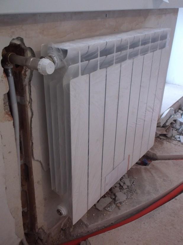 Алюминиевые радиаторы Torido S (Торидо С)